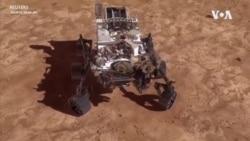 """""""毅力號""""探測器成功登陸火星"""