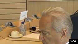 Hanes Swoboda, član Vanjsko-političkog komiteta Evropskog parlamenta