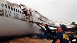 Asiana Crash at San Francisco International Airport