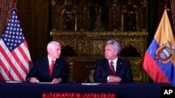 Ecuador US Pence