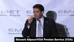 ران درمر، ۴۶ ساله، سفیر اسراییل در آمریکا