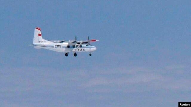Bắc Kinh tuyên bố 'có quyền' thiết lập vùng phòng không ở Biển Ðông.