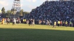 Chaos At BF as Bosso, Dembare Game is Abandoned