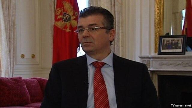 Crnogorski ministar turizma i održivog razvoja Branimir Gvozdenović