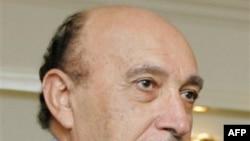 Ông Omar Suleiman, cựu giám đốc tình báo kỳ cựu từng đảm trách vai trò phó tổng thống Ai Cập