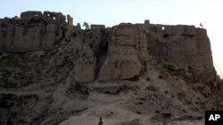 شهر باستانی غزنی در افغانستان