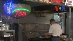 Restoran Wok Express, Las Vegas - Liputan Feature VOA Februari 2012