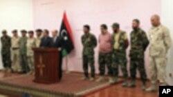 ناټو دې د کال تر پایه پورې په لیبیا کې پاتې شي، د موقتي شورا رئیس