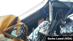CAMEROON: Hadarin motoci