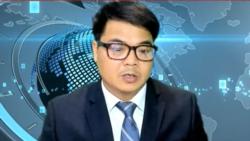VOA phỏng vấn Lê Trọng Hùng trước khi ông bị bắt.