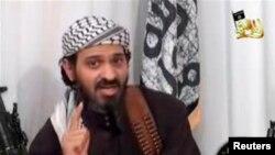 Phó chỉ huy al-Qaida tại Yemen Said al-Shihri.