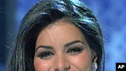 Rima Fakih, a 24-year old Lebanese immigrant, won the title of Miss USA