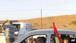 لیبیا کی تعمیر نو میں رضاکار پیش پیش