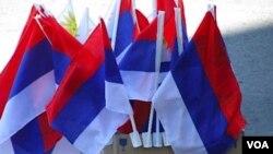 El Frente Amplio, coalición de izquierda en el gobierno, ganará nuevamente las elecciones, según las encuestas.