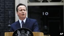 အႏိုင္ရပါတီ ကြန္ဆာေဗးတစ္ေခါင္းေဆာင္ David Cameron မီဒီယာနဲ႔ေတြ႔ဆံု (ေမလ ၈၊ ၂၀၁၅)
