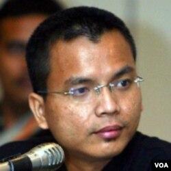 Denny Indrayana, Wakil Menteri Hukum dan HAM Indonesia (foto: dok).