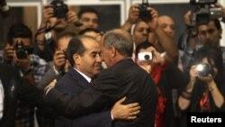 Махаммад Али Салим и Мустафа Абдель Джалиль