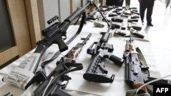 Новый законопроект по контролю за огнестрельным оружием в США