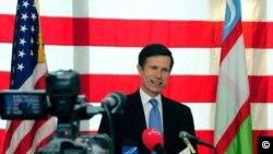 Robert Bleyk, Toshkent, 2011