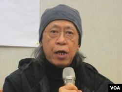 台湾教授协会会长张信堂