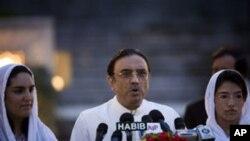 شنگھائی تعاون تنظیم کے سربراہ اجلاس میں صدر زداری کی شرکت