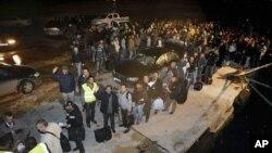 Επιχειρήσεις για την απομάκρυνση ξένων υπηκόων απ' την Λιβύη