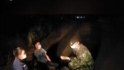 တာချီလိတ်နယ်စပ် မယ်ဆိုင်ဘက်ခြမ်း ထိုင်းစစ်ဦးစီးချုပ် စစ်ဆေးကြည့်ရှု