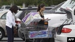 Rastu američke ekonomije doprinela je povećana potrošnja