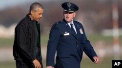 Antes de partir a Turquía para participar de la cumbre del G20, el presidente Obama se reunió con su equipo del Consejo de Seguridad Nacional y aseguró que están haciendo todo lo necesario para garantizar la seguridad de los estadounidenses.