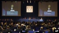 국제원자력기구(IAEA) 회담 장면(자료사진)