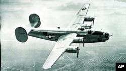 Бомбардировщик B-24 Liberator