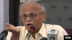 چیف الیکشن کمشنر فخرالدین جی ابراہیم