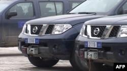 EULEX heton incidentin kundër patrullës së tij në Zubin Potok