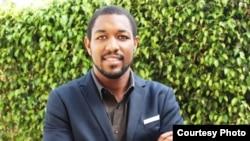 Edson Pereira, da Guiné-Bissau, bolseiro YALI 2016 Mandela Washington Fellowship