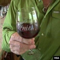 Virginia se nalazi na šestom mjestu po proizvodnji vina u Sjedinjenim državama
