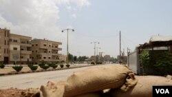 Hasaka, Syria