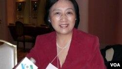 高瑜因抄录七不讲机密文件给境外网站被拘捕。(资料照片)