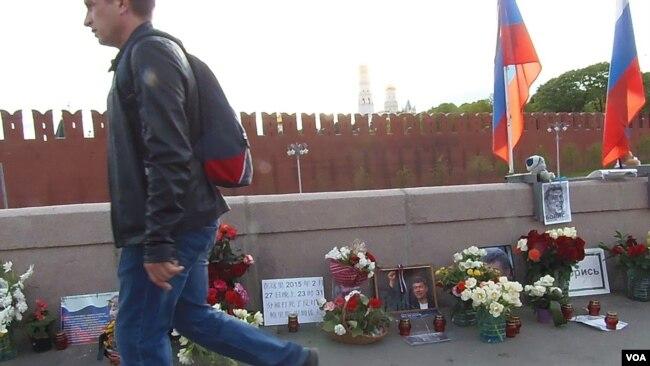 尊重自由民主 更多国家首都用遇害俄反对派领袖命名广场