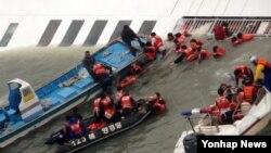 일본, 세월호 침몰로 해상 사고 주목