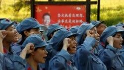 时事大家谈:中共党庆,习近平加速走上神坛?