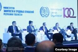 O'zbekiston va Xalqaro Mehnat Tashkiloti muloqotda, Toshkent, 14-dekabr, 2018
