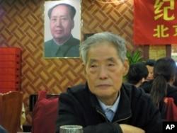 跟随毛泽东工作多年的离休老人李汉杰