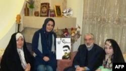 Zəhra Rəhnəvərd: İran başdan-başa polis rejimi ilə idarə olunan böyük bir zindana çevrilib