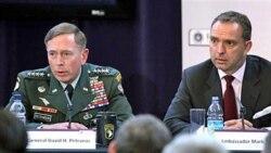 پترائوس: رهبران طالبان اجازه دارند وارد کابل شوند