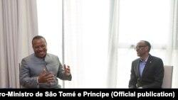 São Tomé e Príncipe e Ruanda concertam posições na União Africana
