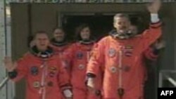 Задача астронавтов «Атлантиса» – ремонт телескопа «Хаббл»