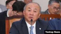 류우익 한국 통일부 장관. (자료 사진)