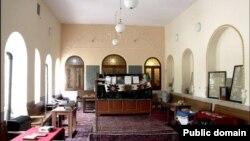 کنیسهای در محله عودلاجان تهران