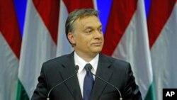 Thủ tướng Hungary Viktor Orban