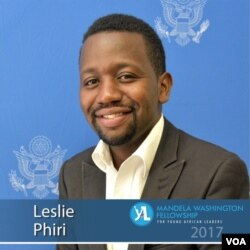 uMnu. Leslie Phiri